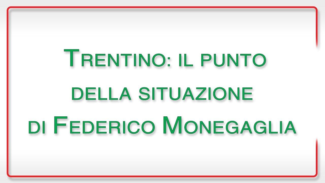 Il punto della situazione sulle elezioni del Trentino – intervento di Federico Monegaglia alla 3ª Assemblea nazionale del FSI