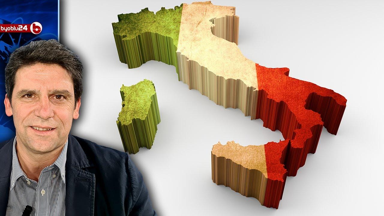 Cos'è il FSI-Riconquistare l'Italia:  Byoblu intervista Stefano D'Andrea