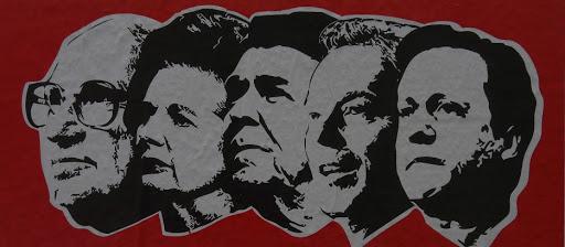 Le principali tappe della controrivoluzione neoliberista