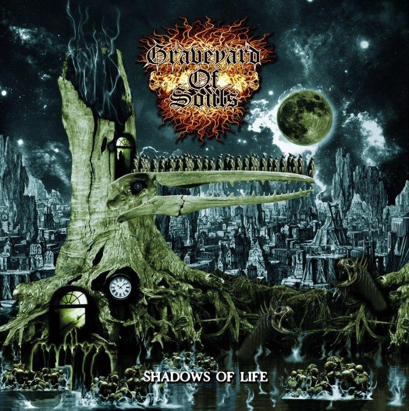 Graveyard Of Souls – Shadows Of Life
