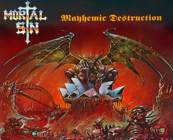 Mortal Sin – Mayhemic Destruction