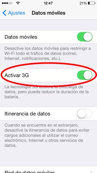 autonomía de tu iphone