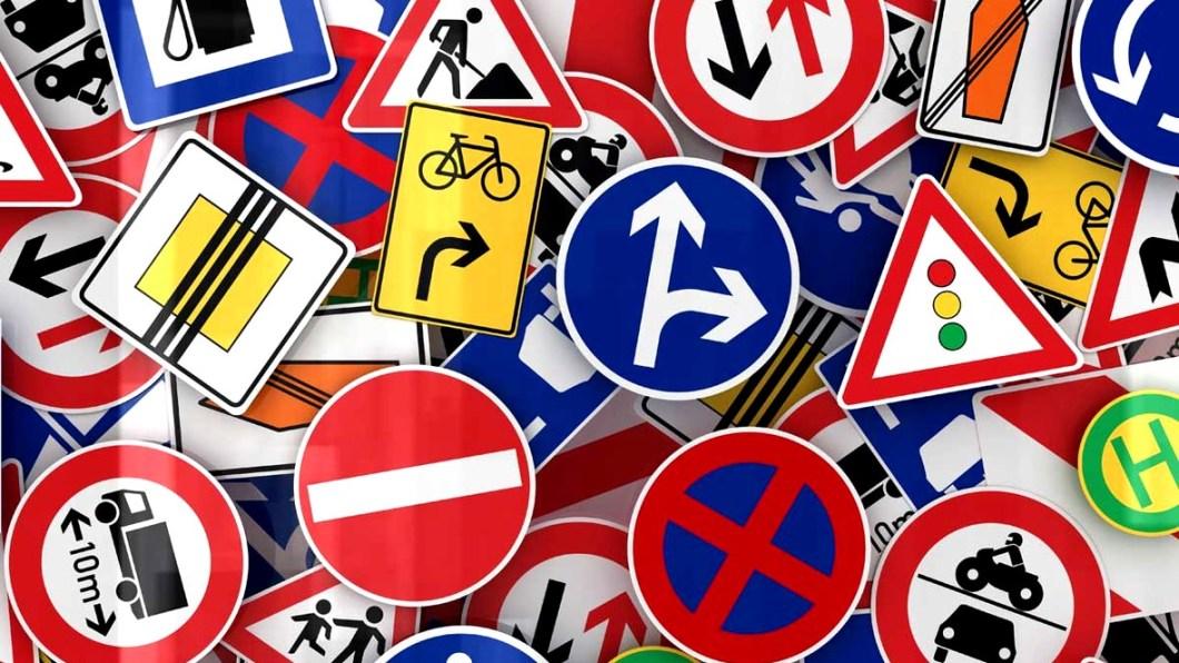 App de Señales de tráfico