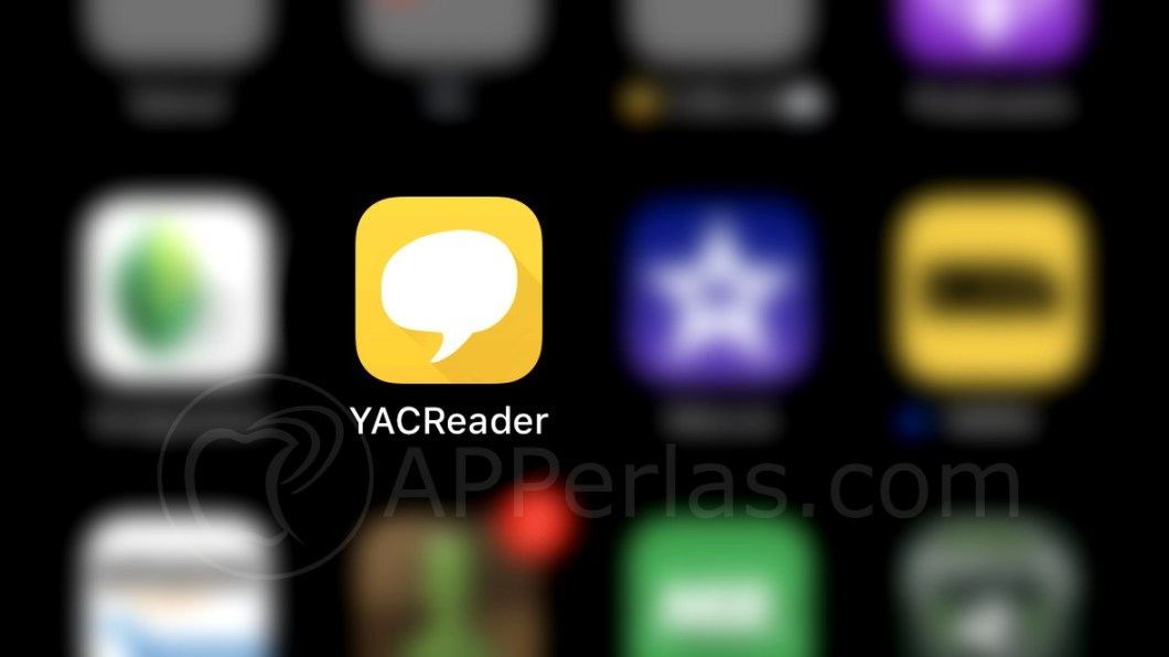 App YACReader un buen lector de cómics