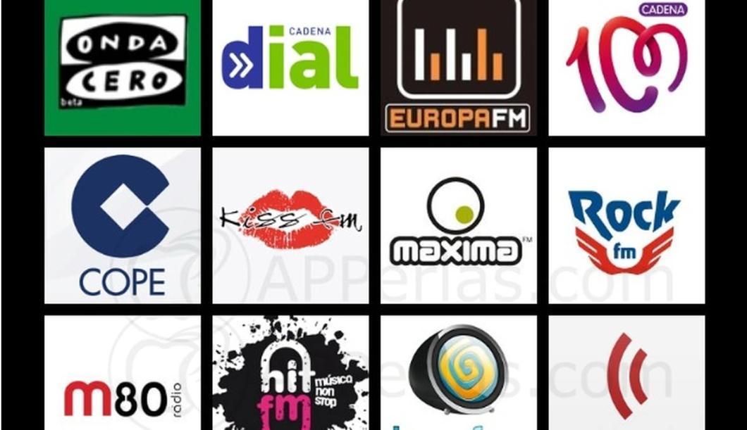 Radios de España en el iPhone