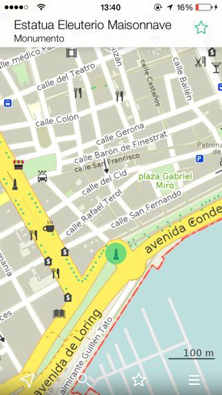 Maps me apps para vacaciones