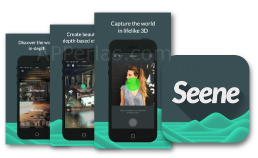 Seene te permite crear fotos en 3D