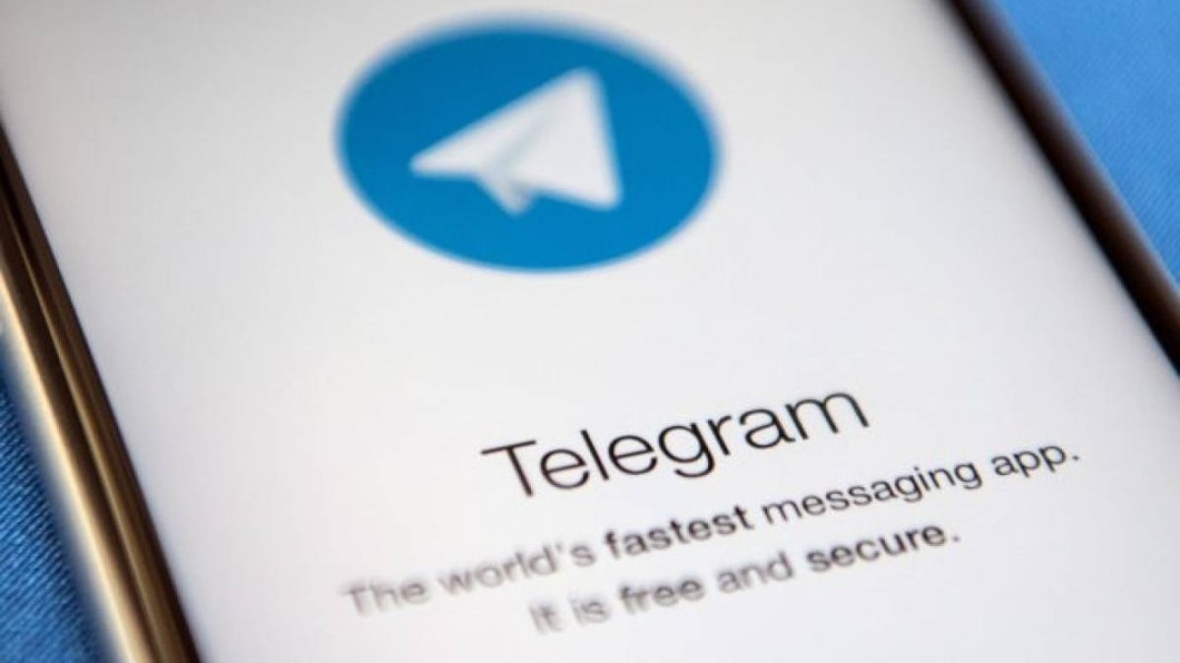 carpetas de chats en Telegram