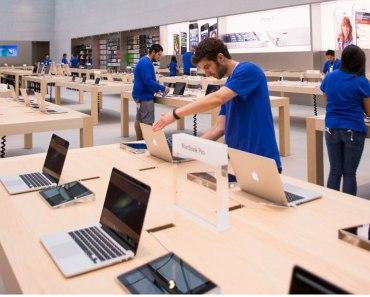 Tras 17 meses Apple reabre todas sus tiendas a nivel mundial