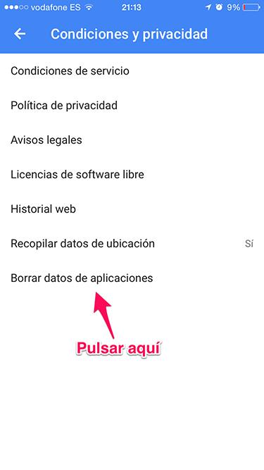 app de Google Maps 4