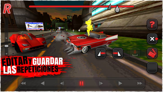 Carmageddon iPhone y iPad
