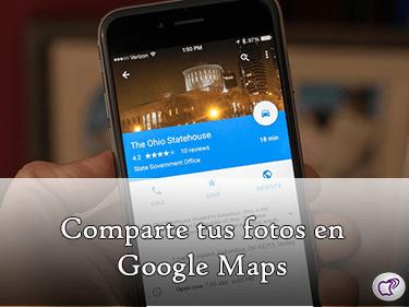 fotos en Google Maps