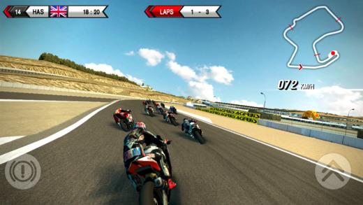 SBK15 imagenes del juego de superbike