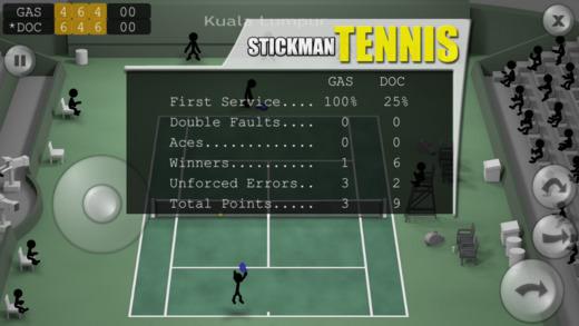 Stickman tennis 2