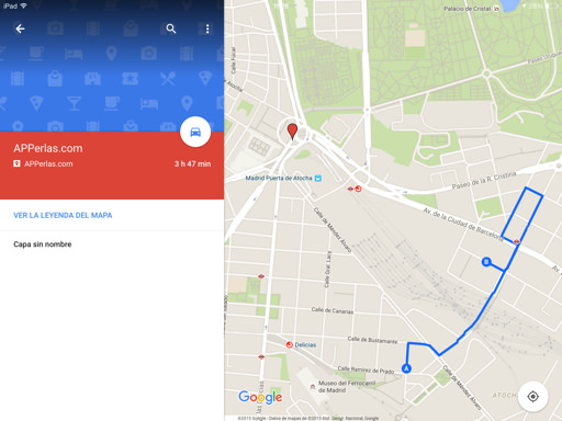 Google maps 4.10.0 Google my maps