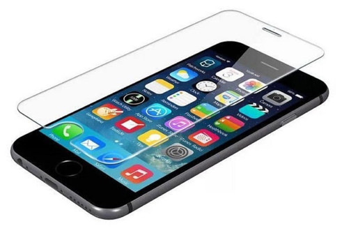 Protector para la pantalla del iPhone