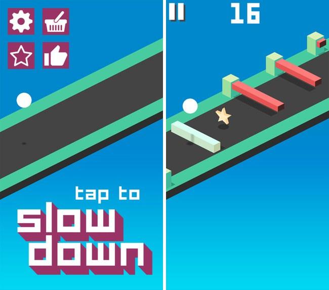 Juego Slow Down