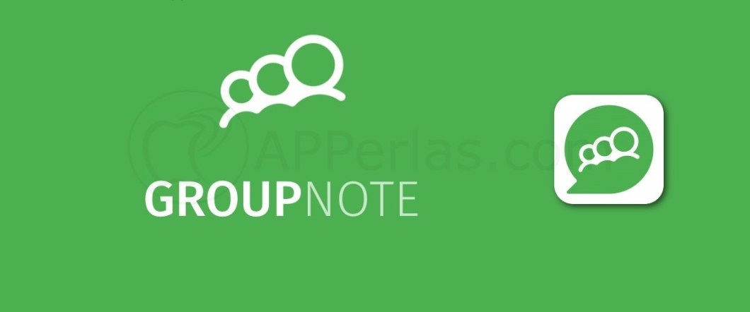 Groupnote app iphone