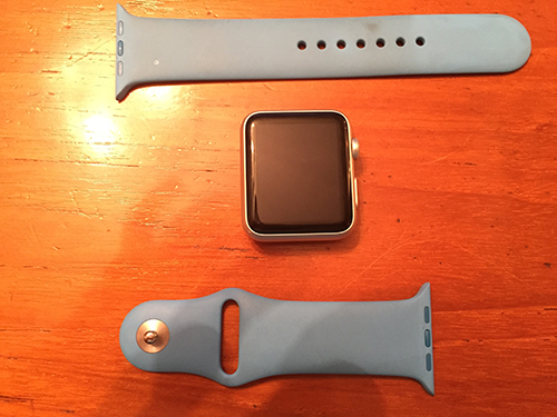 Limpiar el Apple Watch