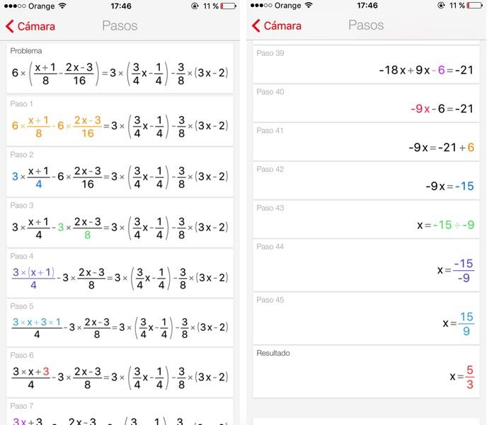 PhotoMath App 2