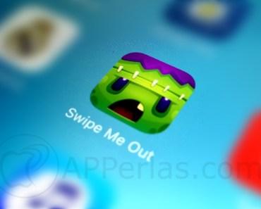 Swipe me up app