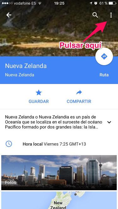 mapas en Google Maps 1