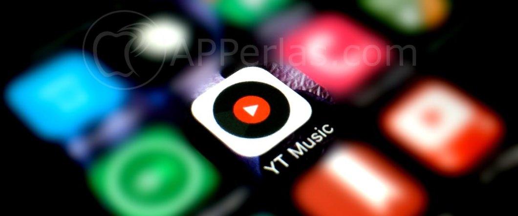 Youtube music app iOS