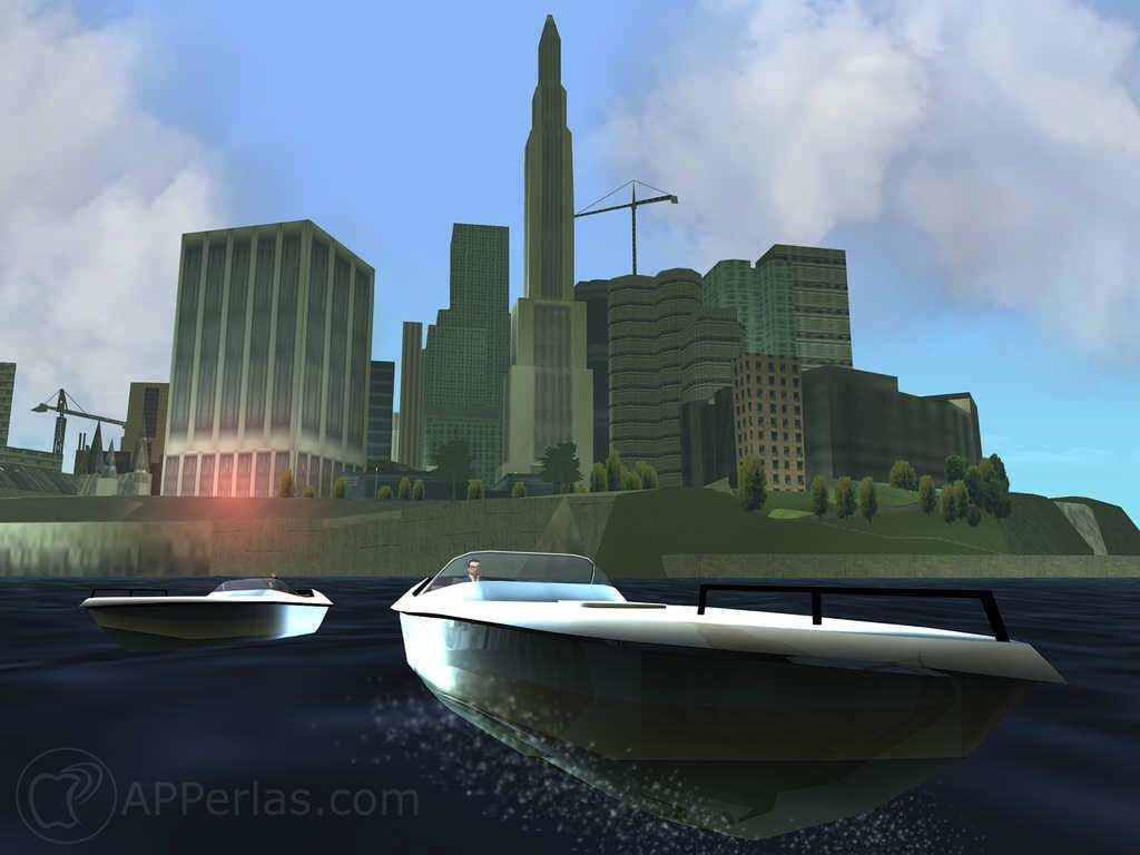 GTA Liberty City Stories 3