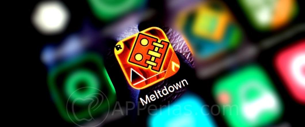 Geometry Dash Meltdown una de las mejores aplicaciones de 2015