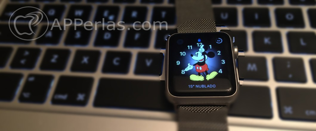 recordatorios desde el Apple Watch