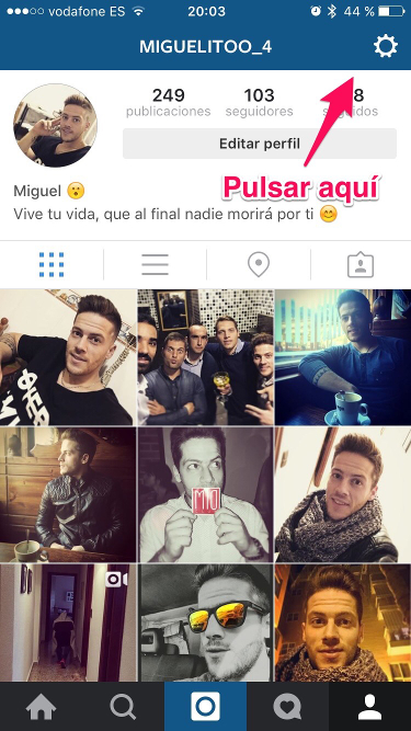 Instagram privada 1