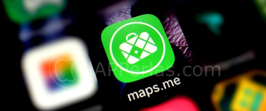 Maps.me app de mapas offline