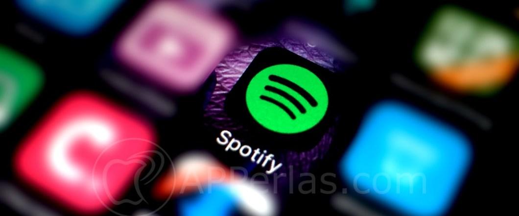novedades de Spotify app función crossfade