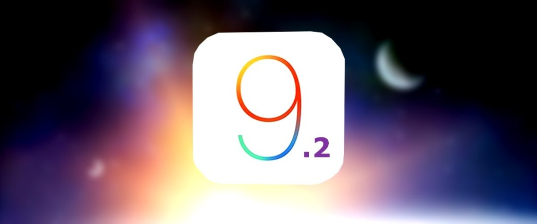 iOS 9.2 iPhone y iPad