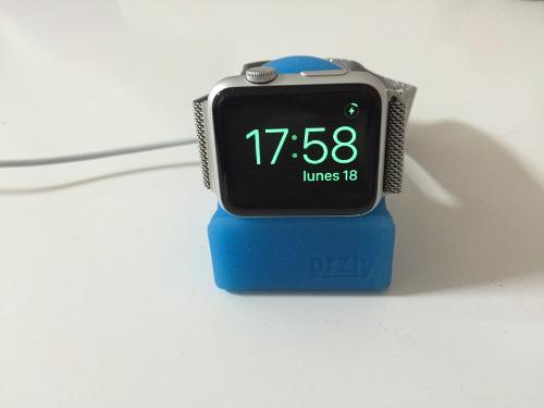 reloj de mesa en el Apple Watch 2
