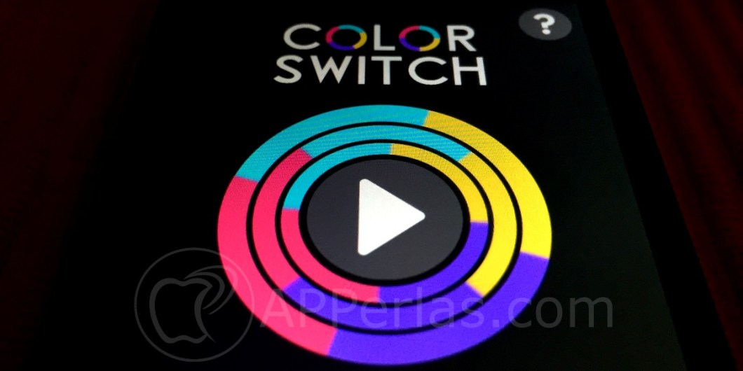 Color Switch juego