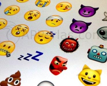 Nuevos emojis 72 emoticonos