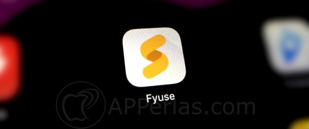 Fyuse fotos 3D