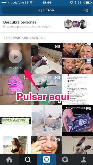mejores vídeos de Instagram 1