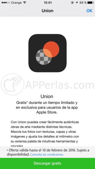Union gratis 1