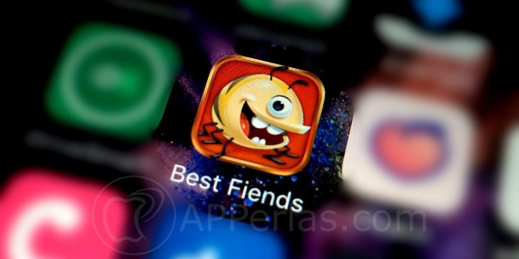 Best Fiends app