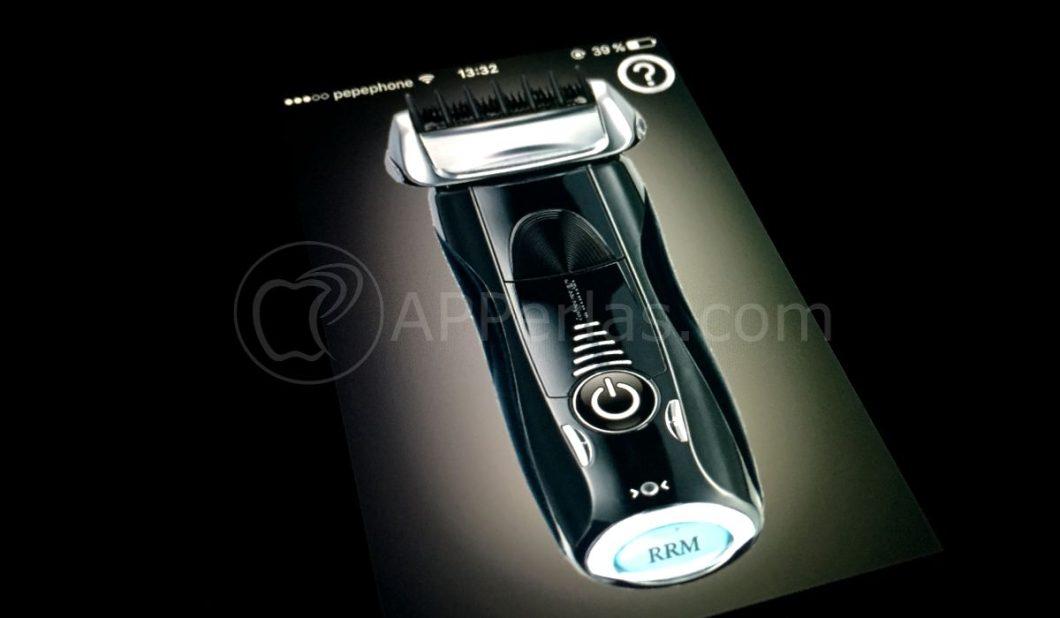 Corte de pelo iphone