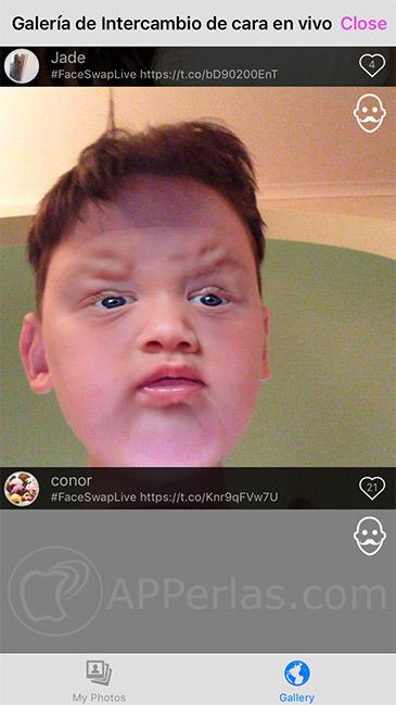 Face Swap Live 3