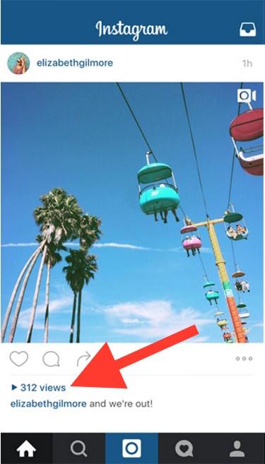 Instagram contador
