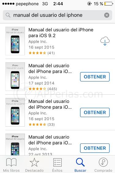 Manual de iPhone, iPad y iPod TOUCH