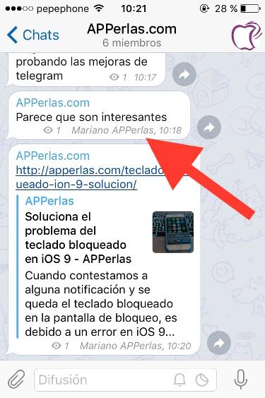 Telegram 3.6 2