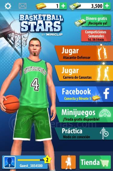 Basketball stars 1