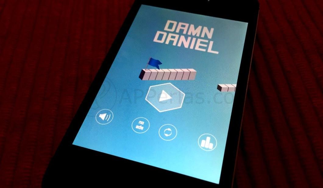 Damn Daniel iPhone