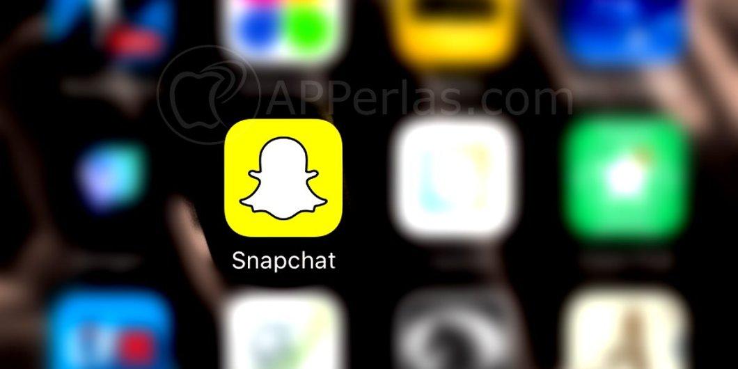Snapchat ocupa mucho en iPhone