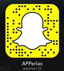 Snapchat Apperlas